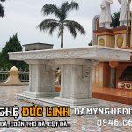 Làm bàn đá tại Nam Định