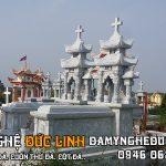 Mộ đá công giáo tại Nam Định