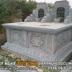 Báo giá mộ đá tại Nam Định