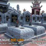 Lăng mộ đá đôi Nam Định