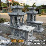 Mộ đá hai mái tại Nam Định