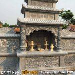 Mộ đá ba mái tại Nam Định