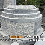 Mộ đá tròn tại Nam Định