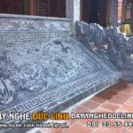 Mẫu Chiếu Rồng Đá Tại Nam Định Đẹp