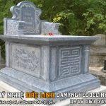 Mộ đá đơn tại Nam Định