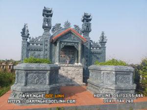 đá mỹ nghệ chùa