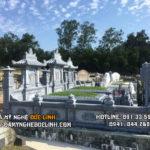 Lăng mộ đá giá rẻ mẫu mộ đá đẹp nhất Việt Nam